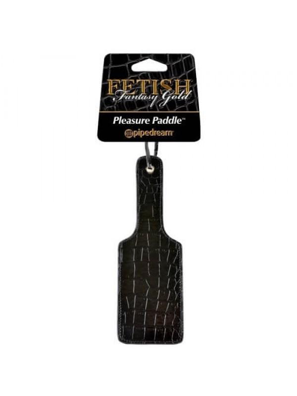 Μαστίγιο - FETISH FANTASY GOLD PLEASURE PADDLE S4F04803