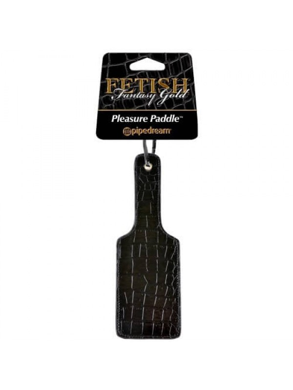 FETISH FANTASY GOLD PLEASURE PADDLE S4F04803
