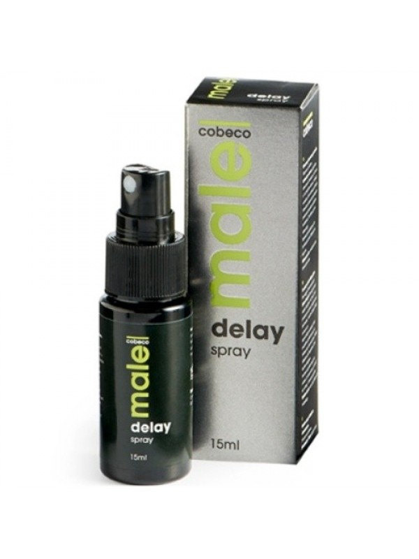 MALE DELAY SPRAY 15ML S4F03490