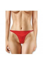 Εσώρουχο με Δόνηση - PANTY WITH VIBRATING BULLET RED S4F03783